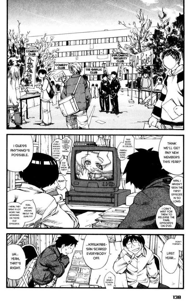 Genshiken - The Society for the Study of Modern Visual Culture 24 Page 2