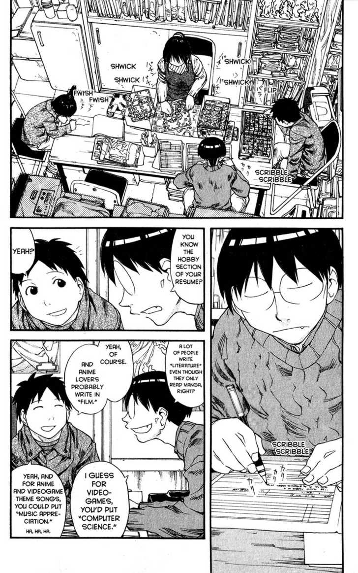 Genshiken - The Society for the Study of Modern Visual Culture 33 Page 2