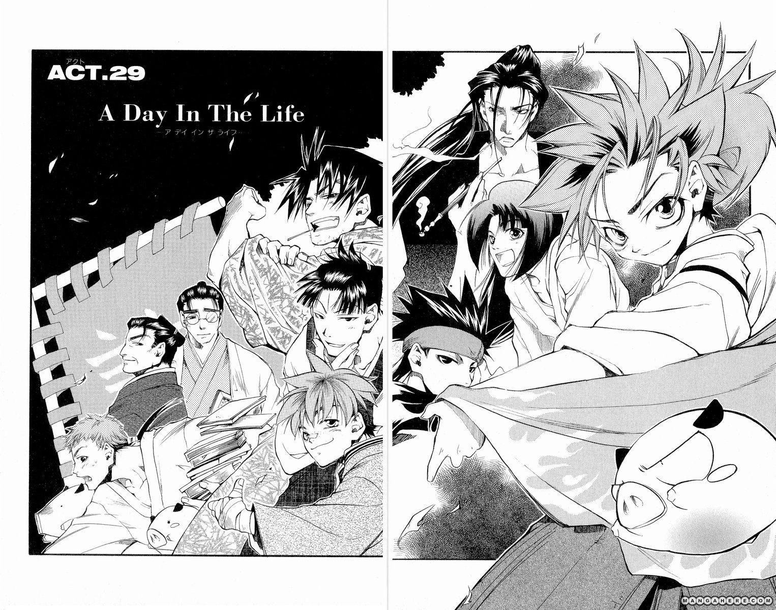 Shinsengumi Imon Peace Maker 29 Page 2