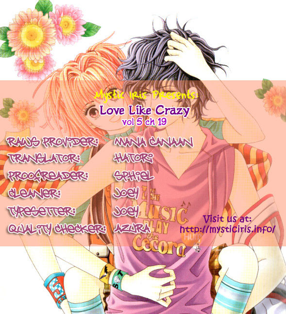 Love Like Crazy 19 Page 1