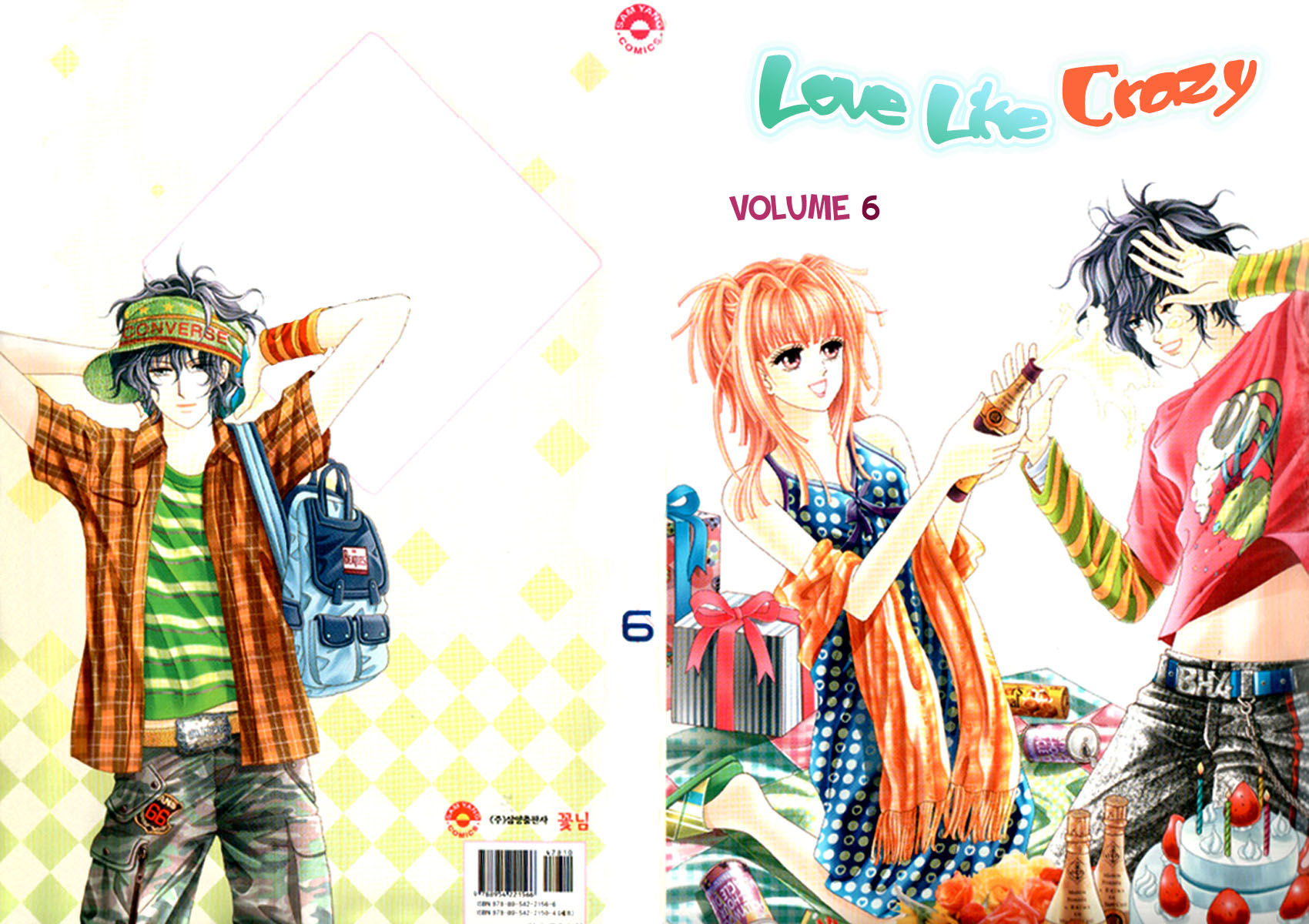 Love Like Crazy 21 Page 1