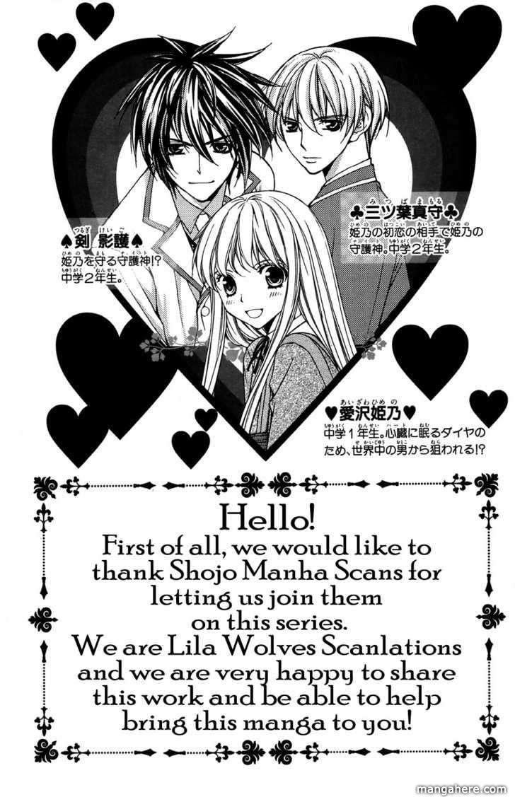 Heart no Diamond 6 Page 3