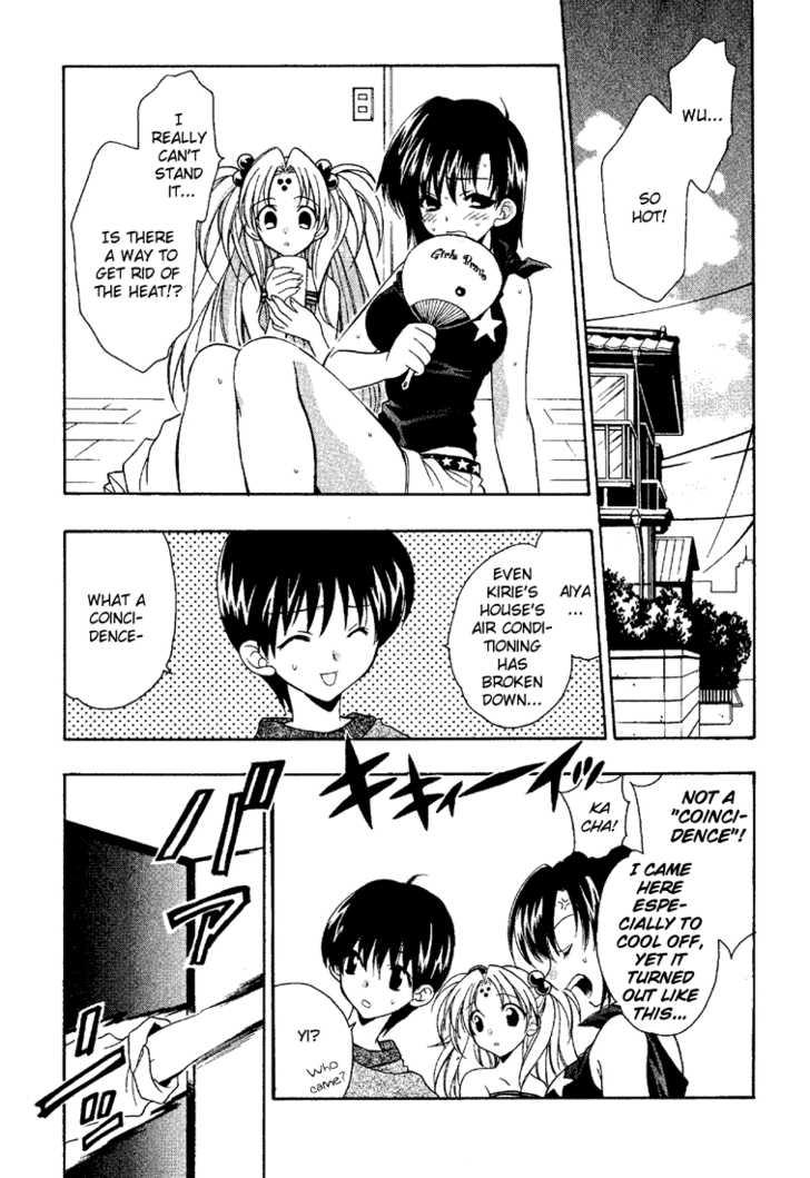 Girls Bravo 9 Page 3