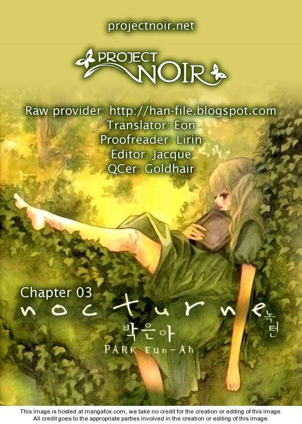 Nocturne (PARK Eun-Ah) 2 Page 1