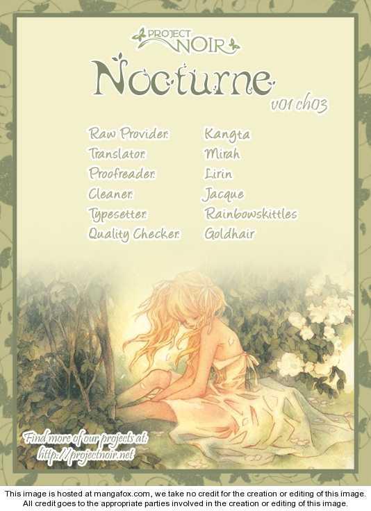 Nocturne (PARK Eun-Ah) 3 Page 1