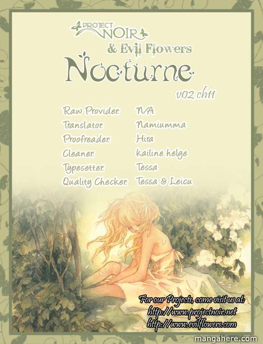 Nocturne (PARK Eun-Ah) 11 Page 1