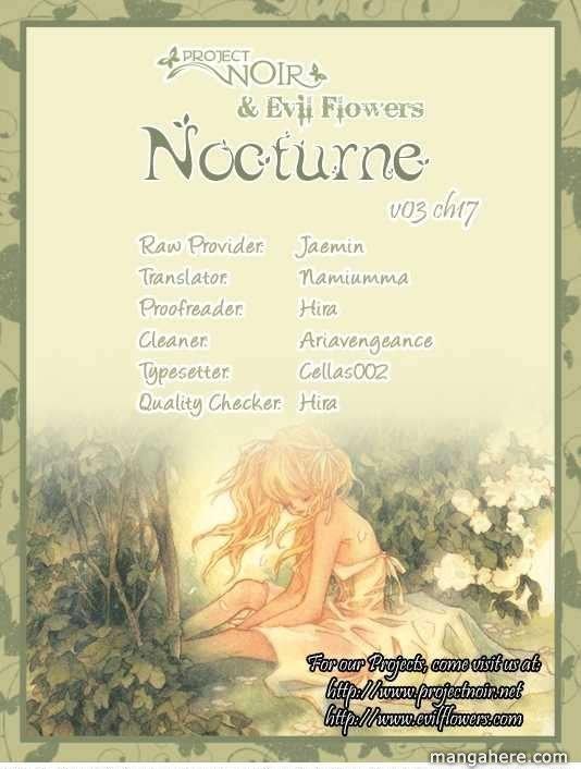 Nocturne (PARK Eun-Ah) 17 Page 1