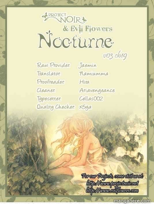 Nocturne (PARK Eun-Ah) 19 Page 1