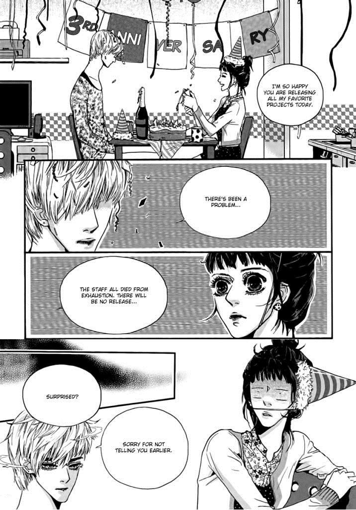 Nocturne (PARK Eun-Ah) 28 Page 2