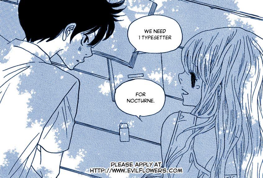 Nocturne (PARK Eun-Ah) 36 Page 2