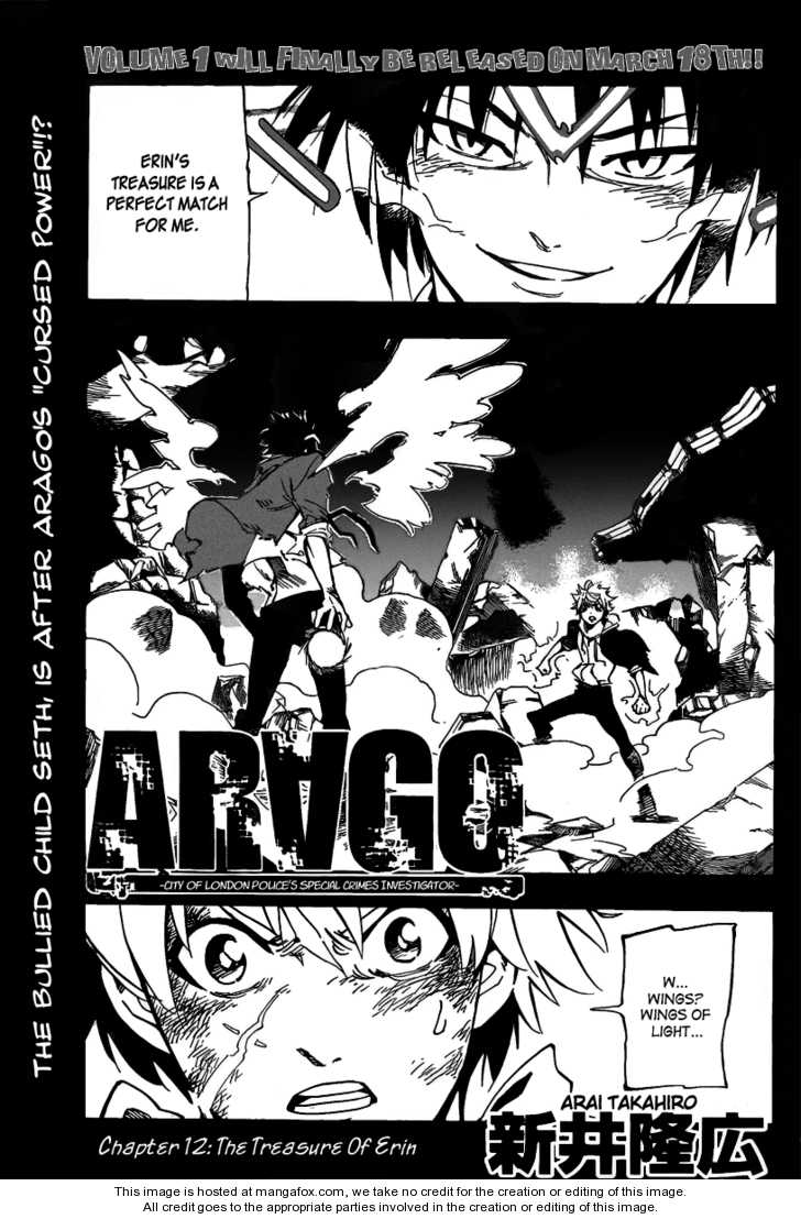 Arago 12 Page 1