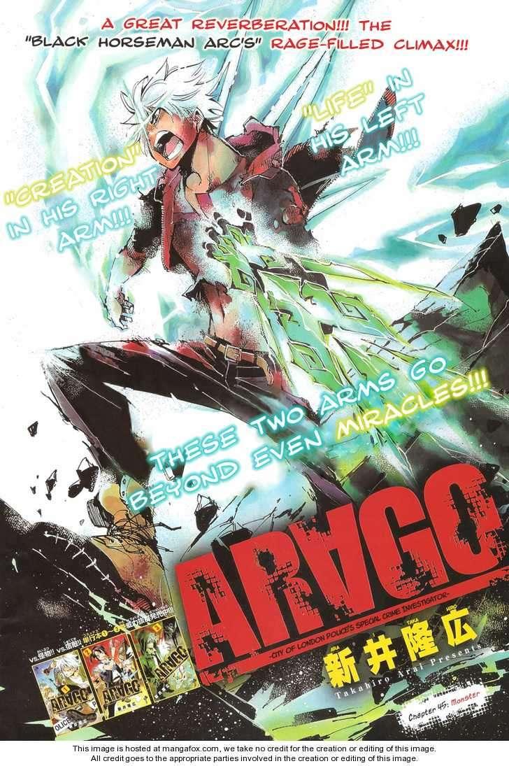 Arago 45 Page 1