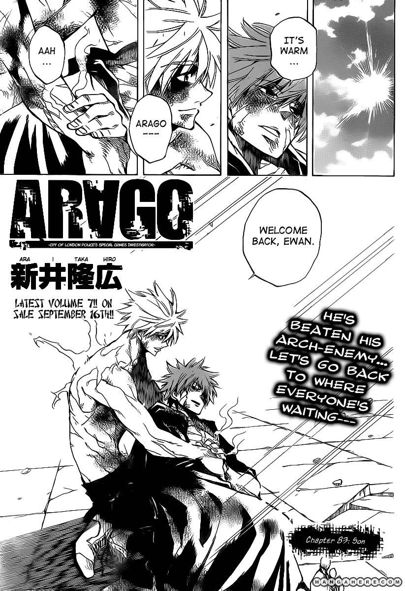 Arago 83 Page 1