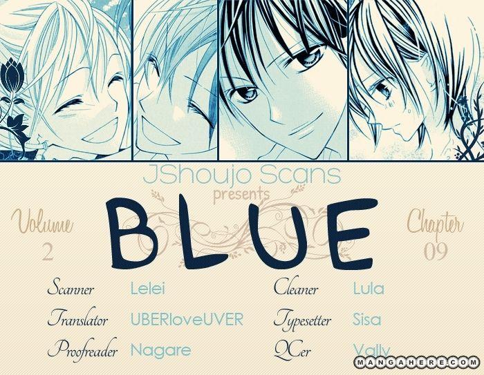 Blue (CHIBA Kozue) 9 Page 1
