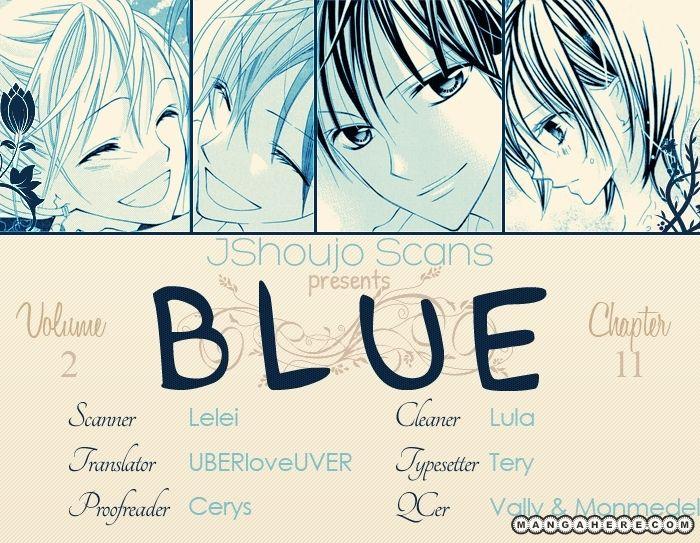 Blue (CHIBA Kozue) 11 Page 1