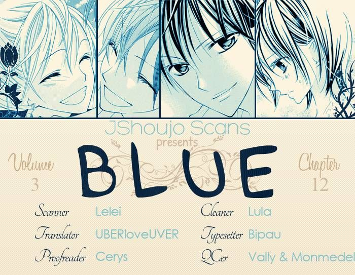 Blue (CHIBA Kozue) 12 Page 1
