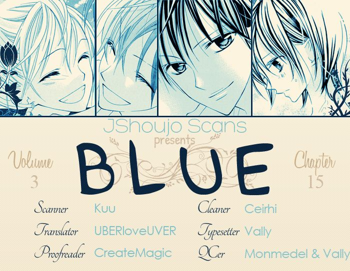 Blue (CHIBA Kozue) 15 Page 1