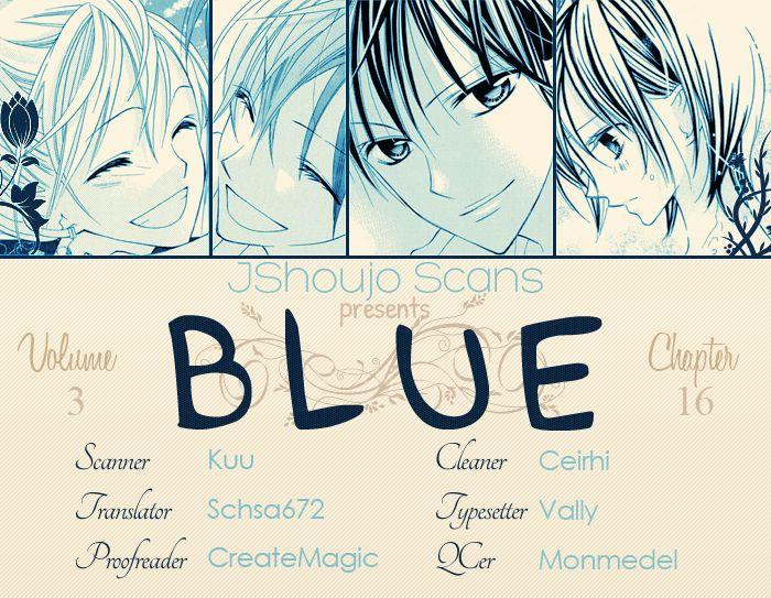 Blue (CHIBA Kozue) 16 Page 1