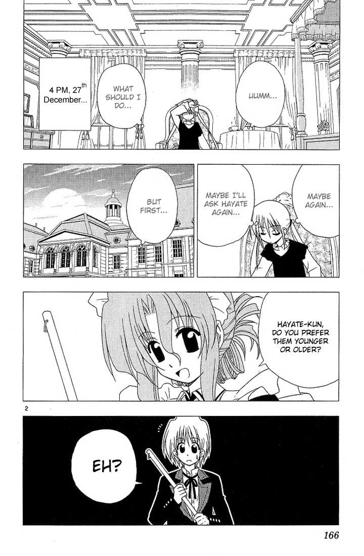 Hayate the Combat Butler 9 Page 2