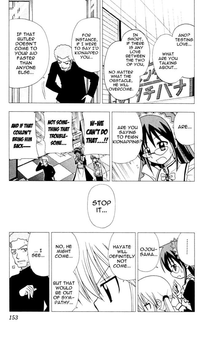 Hayate the Combat Butler 30 Page 3