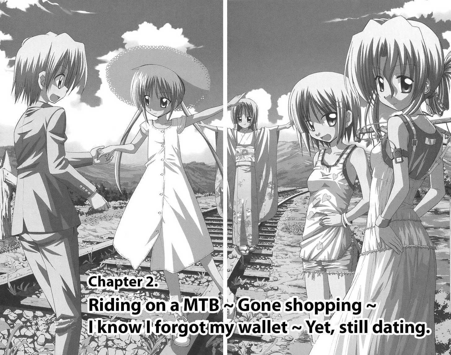 Hayate the Combat Butler 87 Page 2