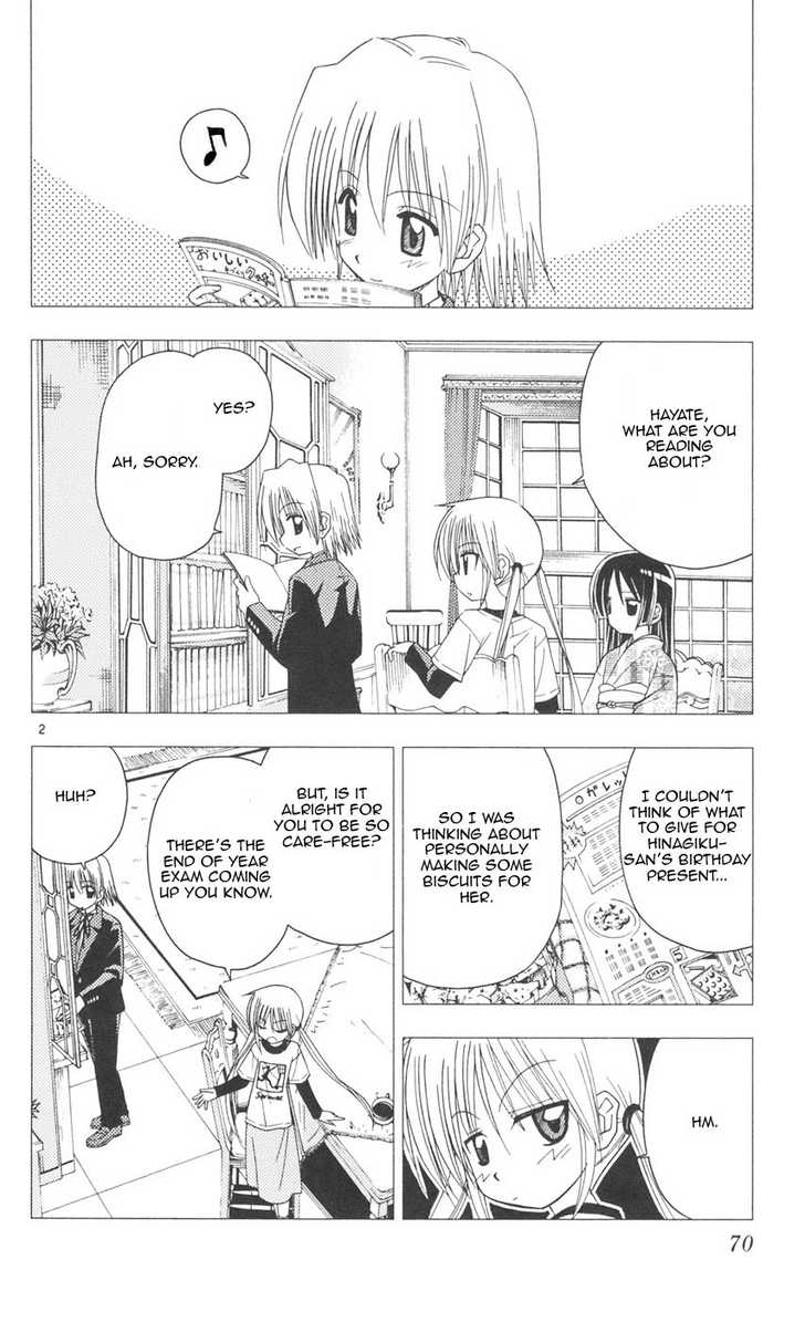 Hayate the Combat Butler 90 Page 2