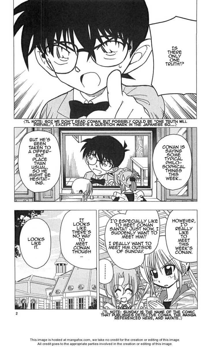 Hayate the Combat Butler 108 Page 2