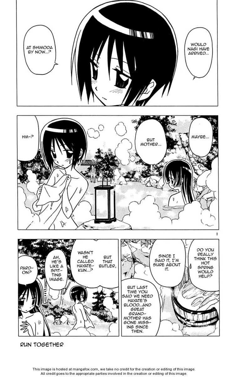 Hayate the Combat Butler 115 Page 2
