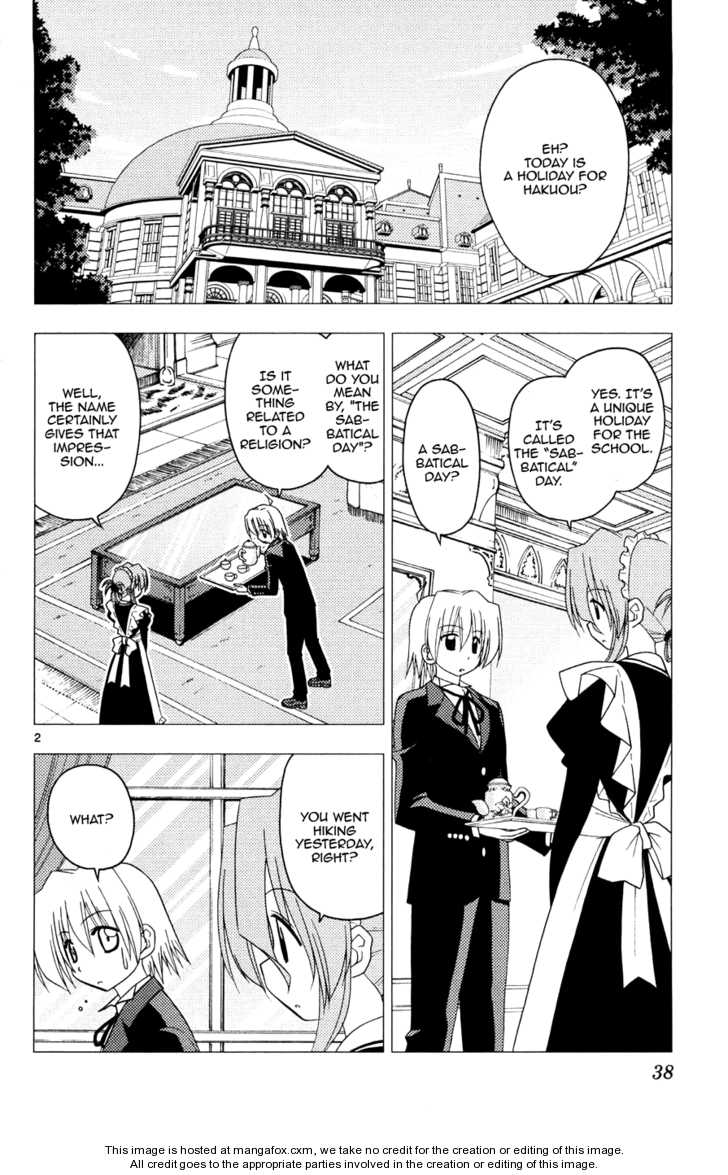 Hayate the Combat Butler 154 Page 2