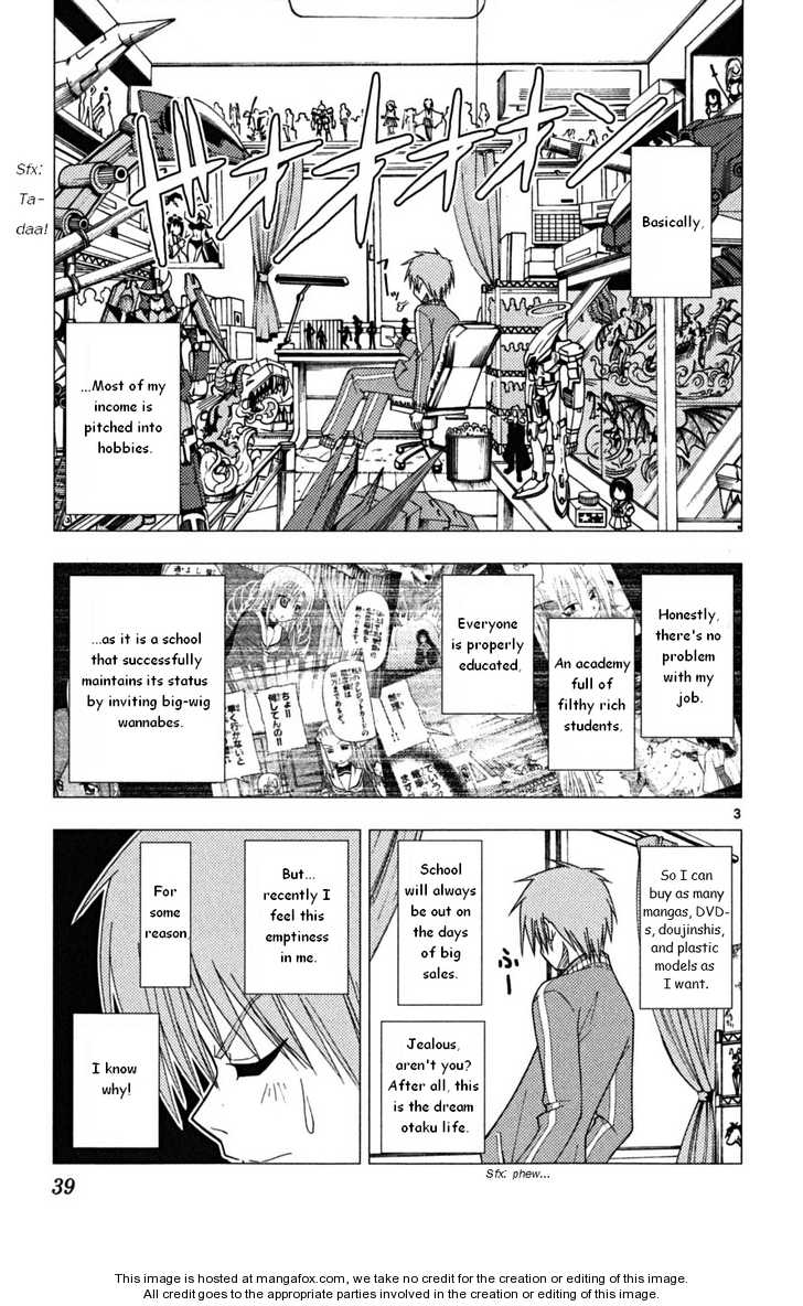 Hayate the Combat Butler 165 Page 3