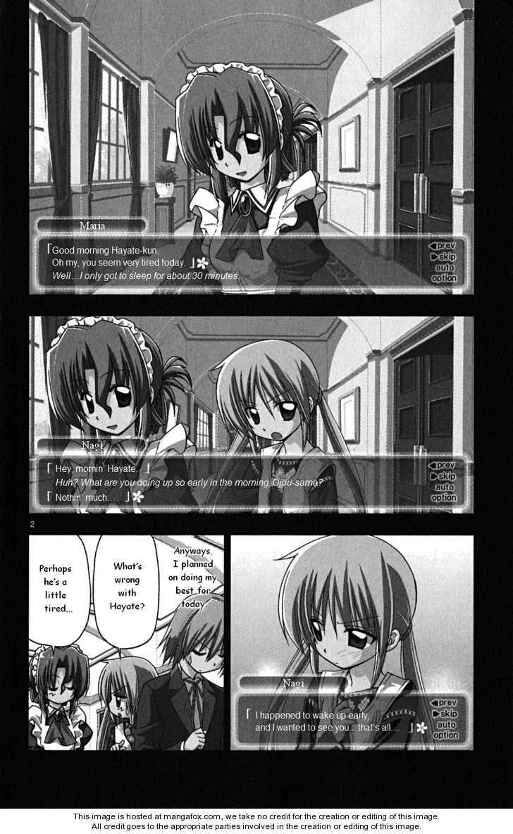 Hayate the Combat Butler 168 Page 2