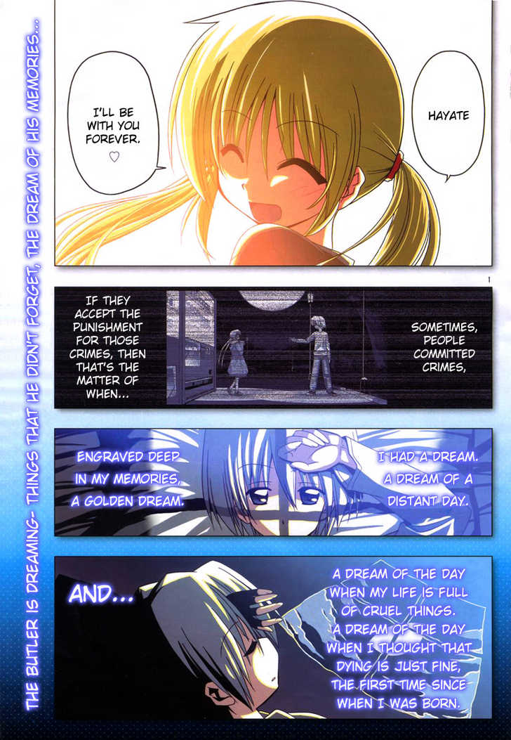 Hayate the Combat Butler 178 Page 1