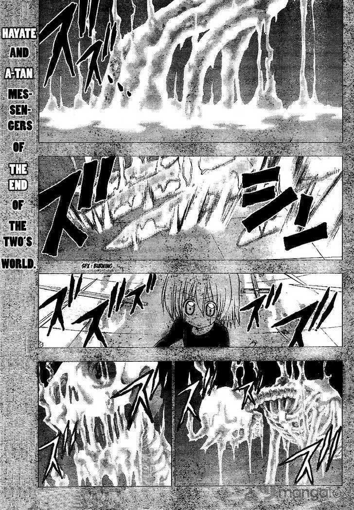 Hayate the Combat Butler 186 Page 1