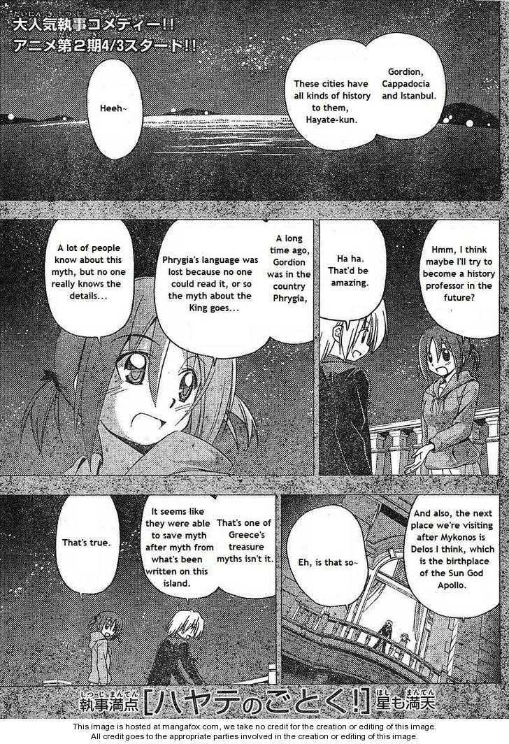 Hayate the Combat Butler 214 Page 1