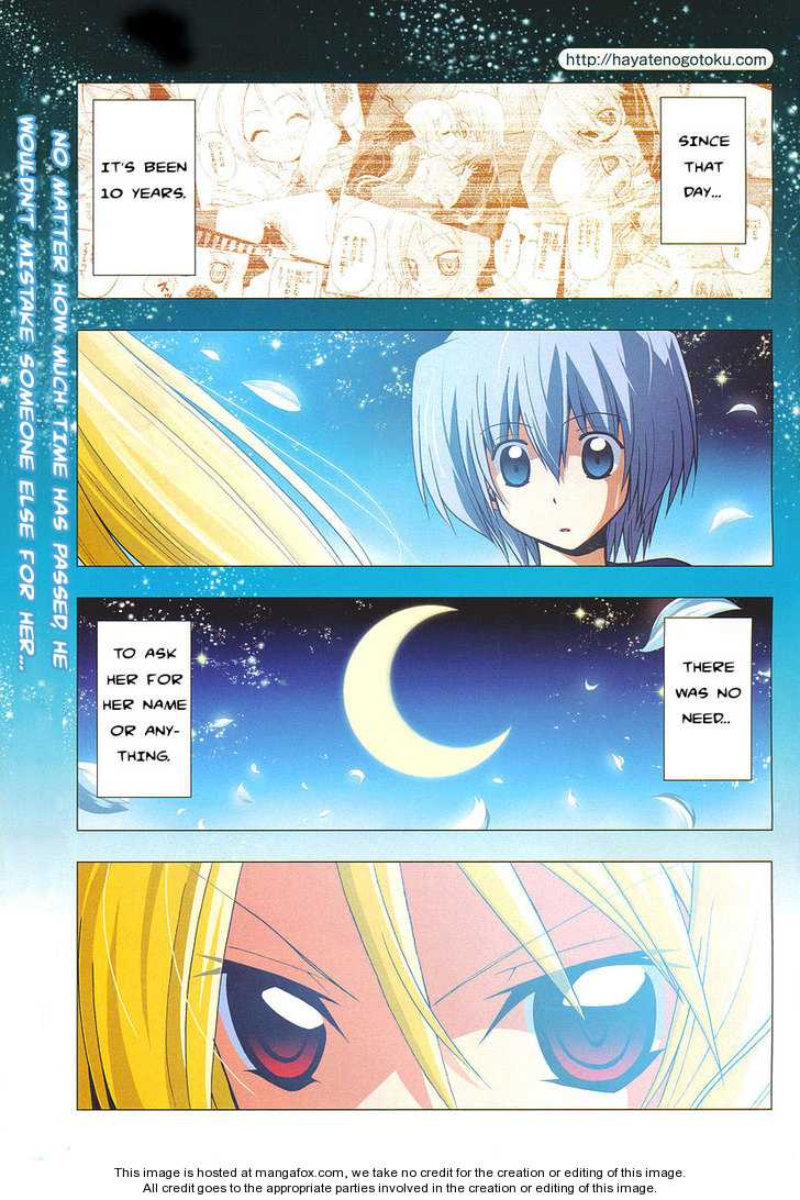 Hayate the Combat Butler 233 Page 1