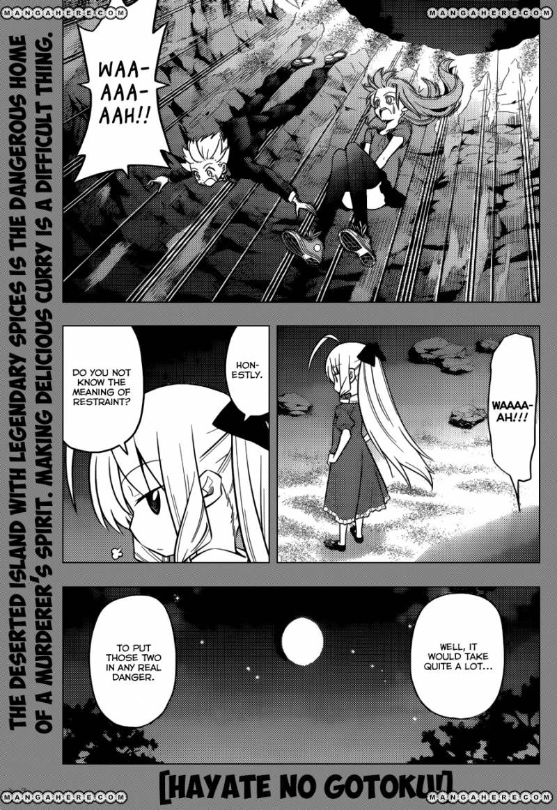 Hayate the Combat Butler 446 Page 2