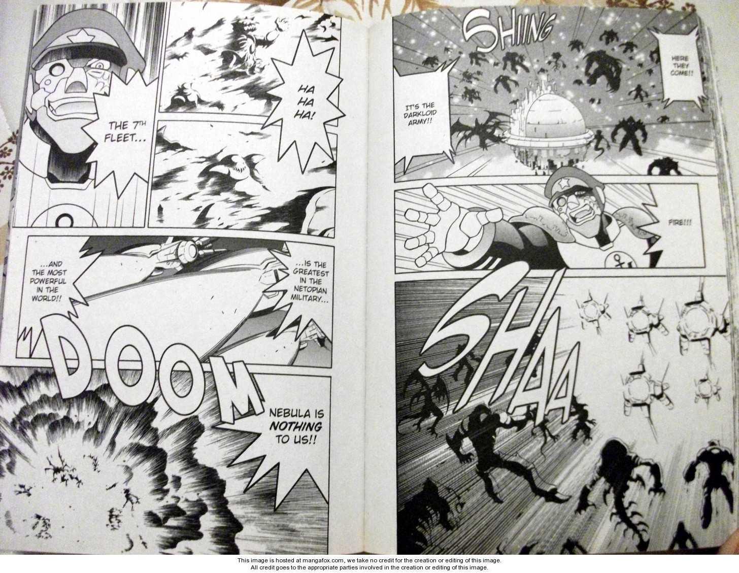 Megaman NT Warrior 6 Page 8