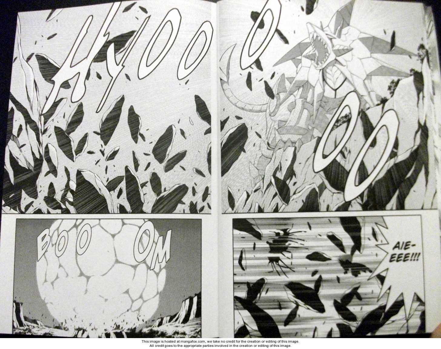 Megaman NT Warrior 3 Page 11