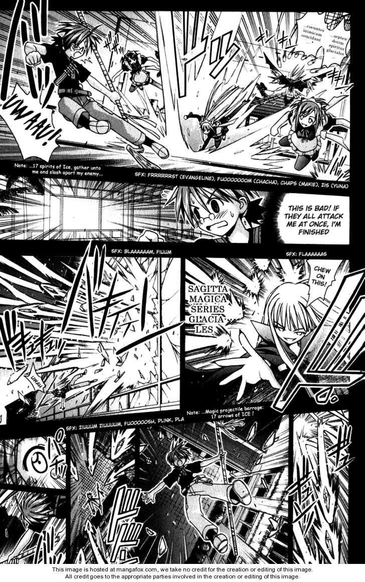 Mahou Sensei Negima! 24 Page 4