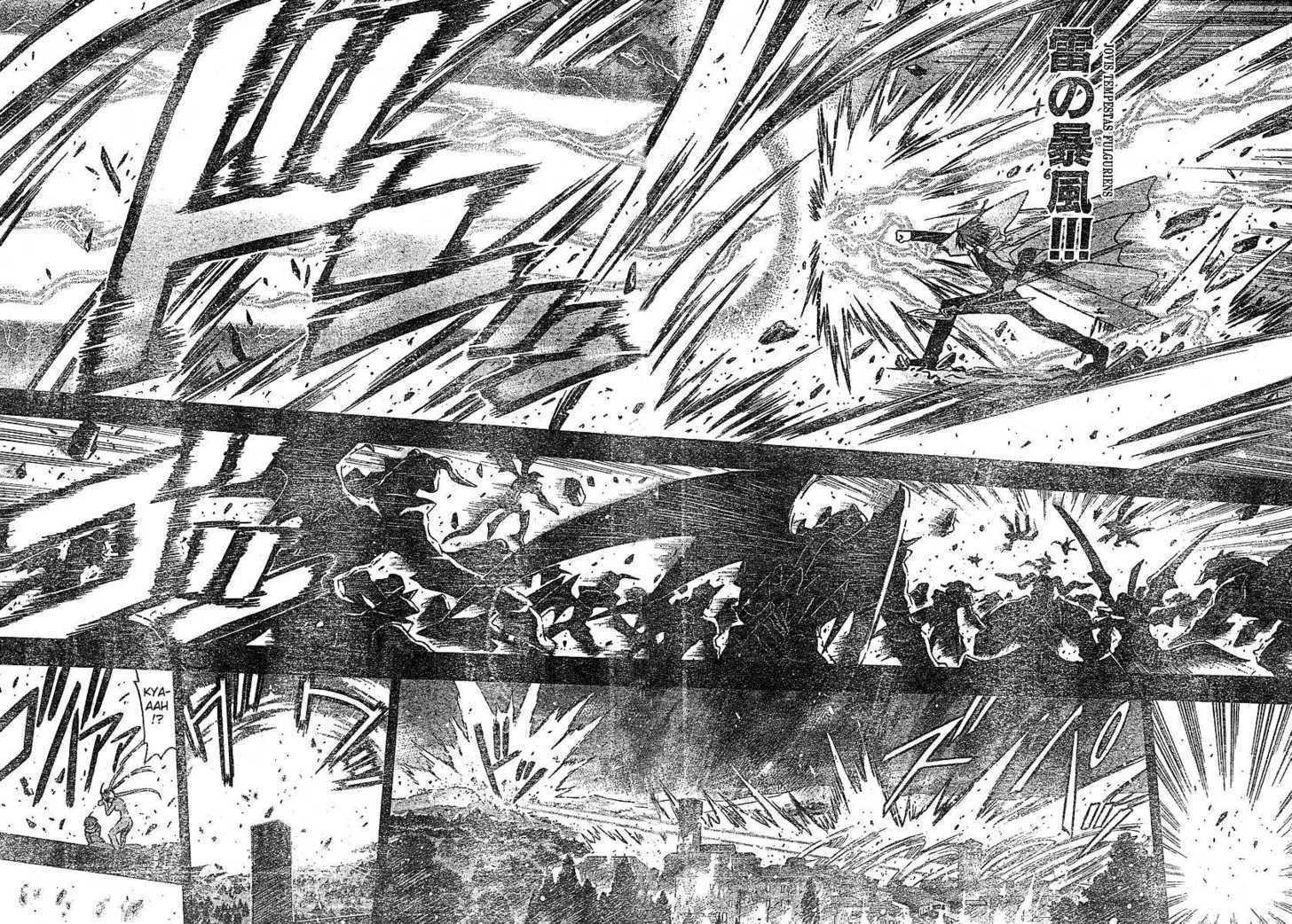 Mahou Sensei Negima! 66 Page 4