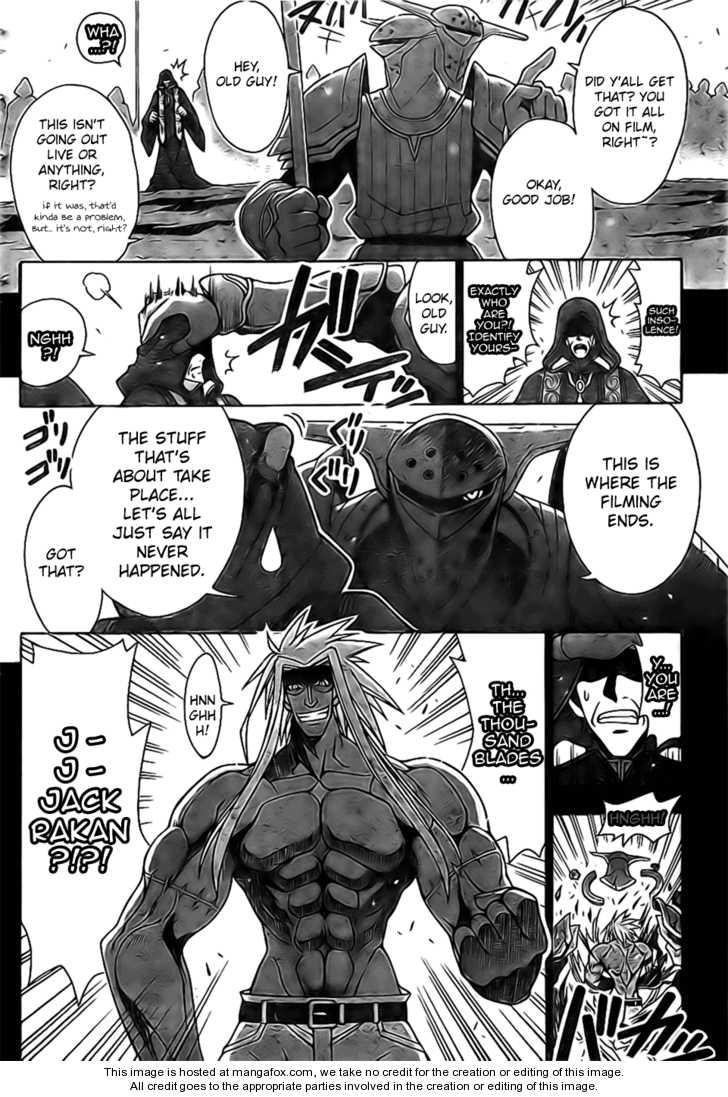 Mahou Sensei Negima! 269 Page 4