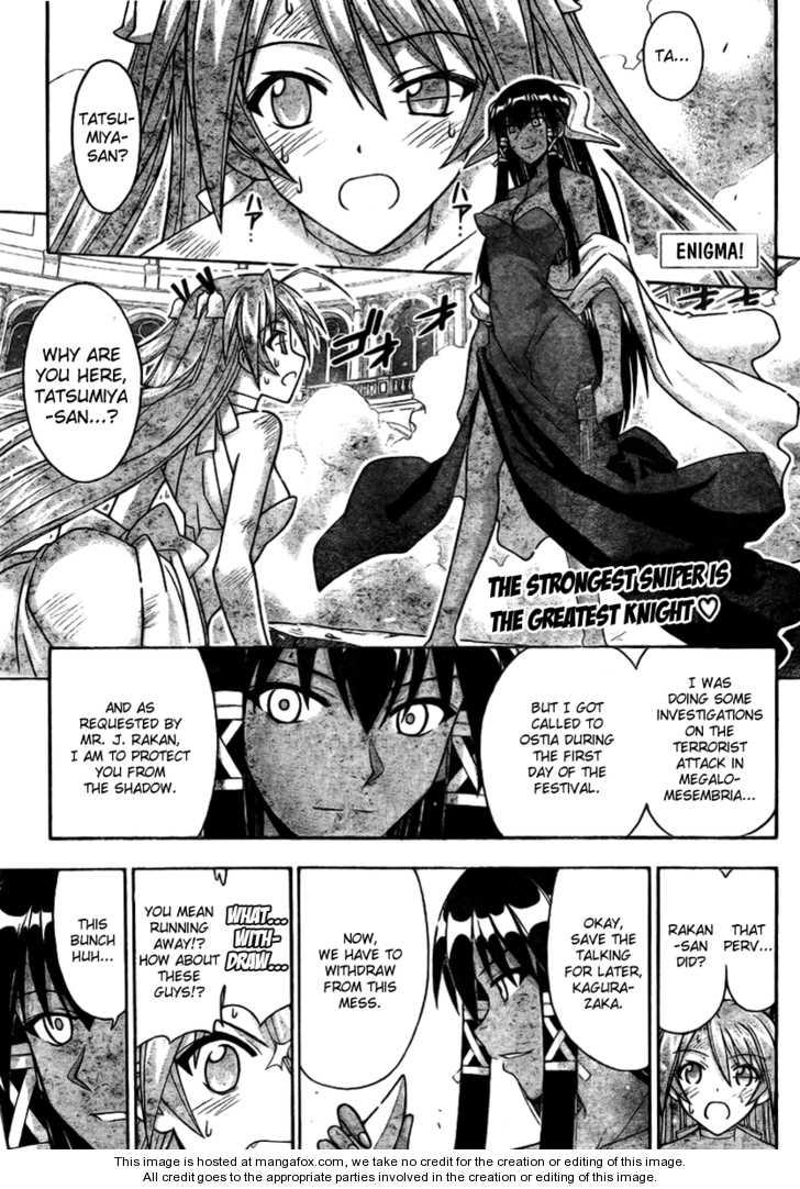 Mahou Sensei Negima! 276 Page 1