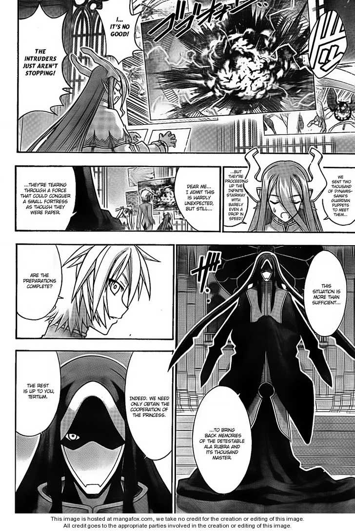 Mahou Sensei Negima! 301 Page 2