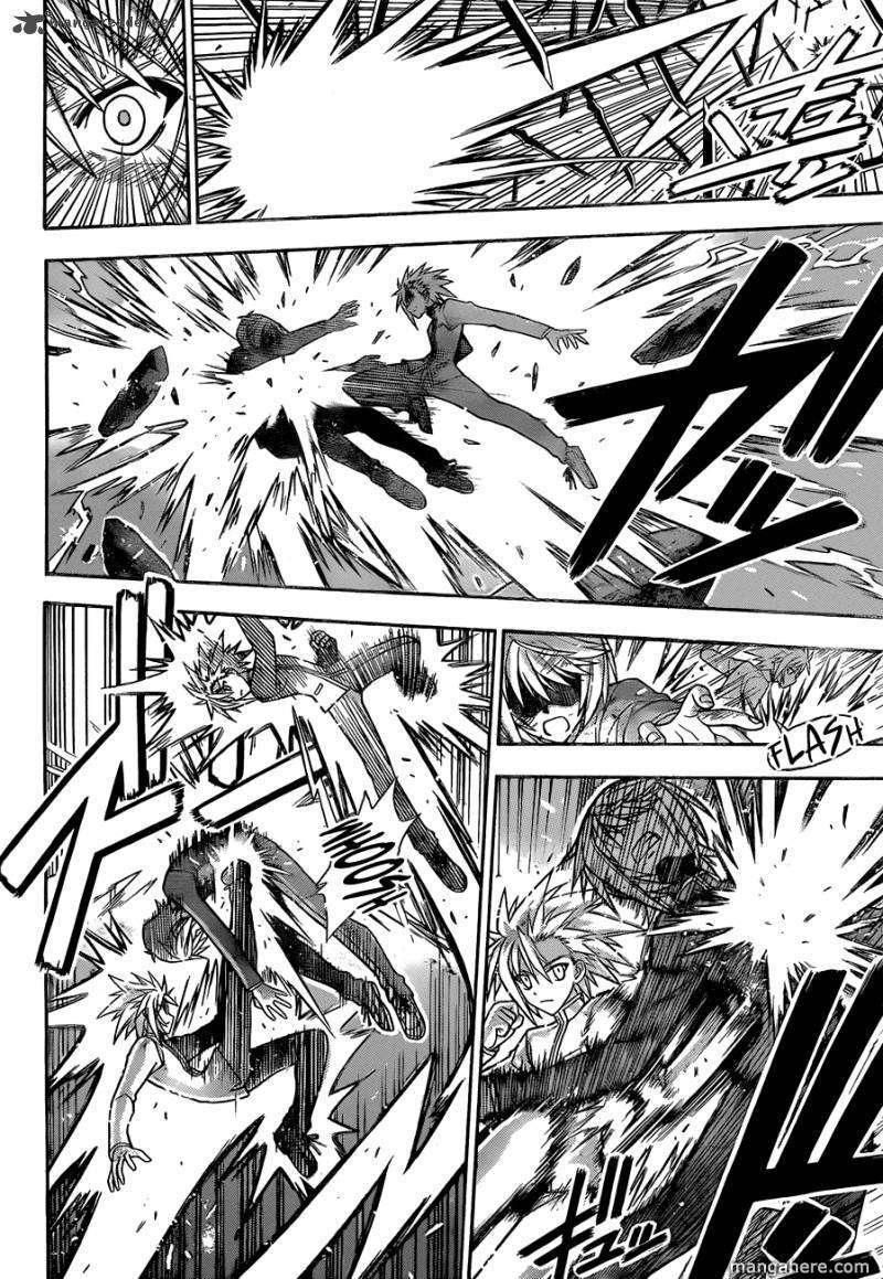 Mahou Sensei Negima! 316 Page 2
