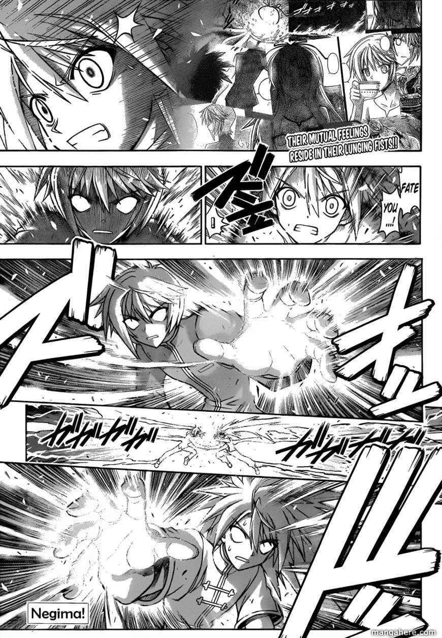 Mahou Sensei Negima! 328 Page 2