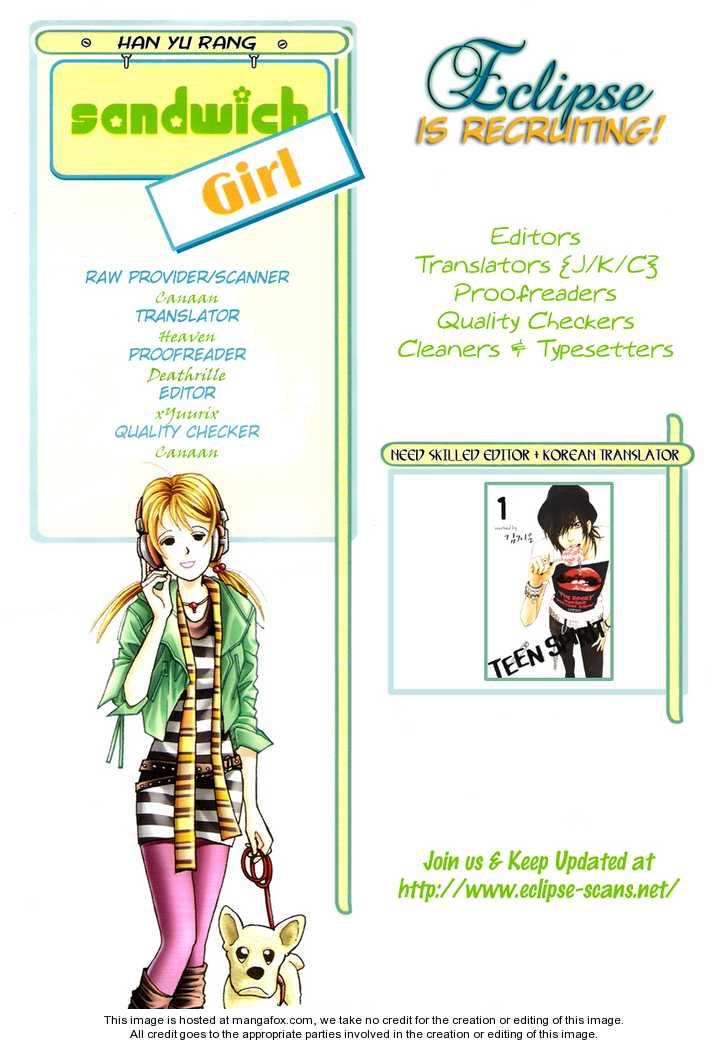 Sandwich Girl 1 Page 2