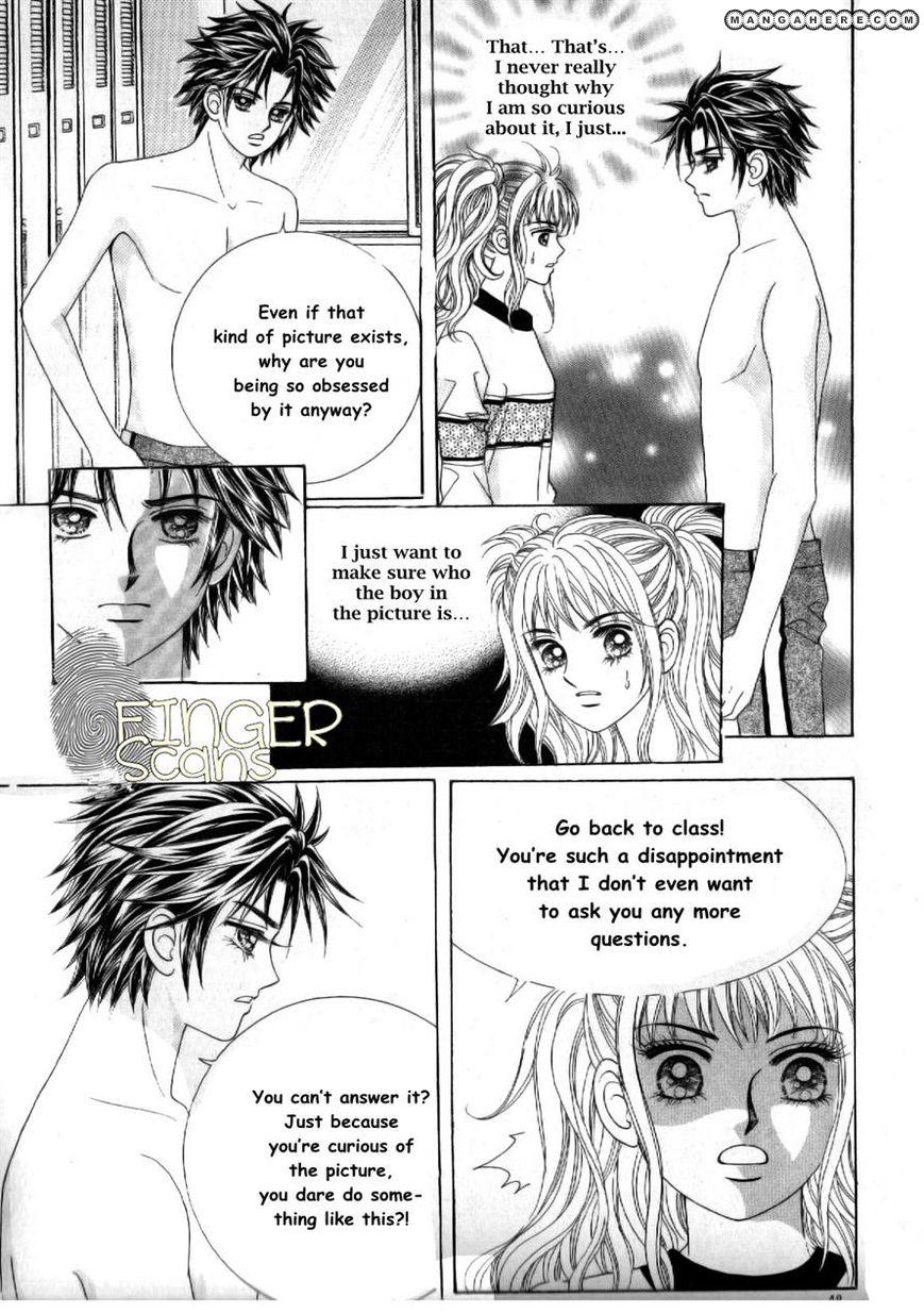 Sandwich Girl 16 Page 1