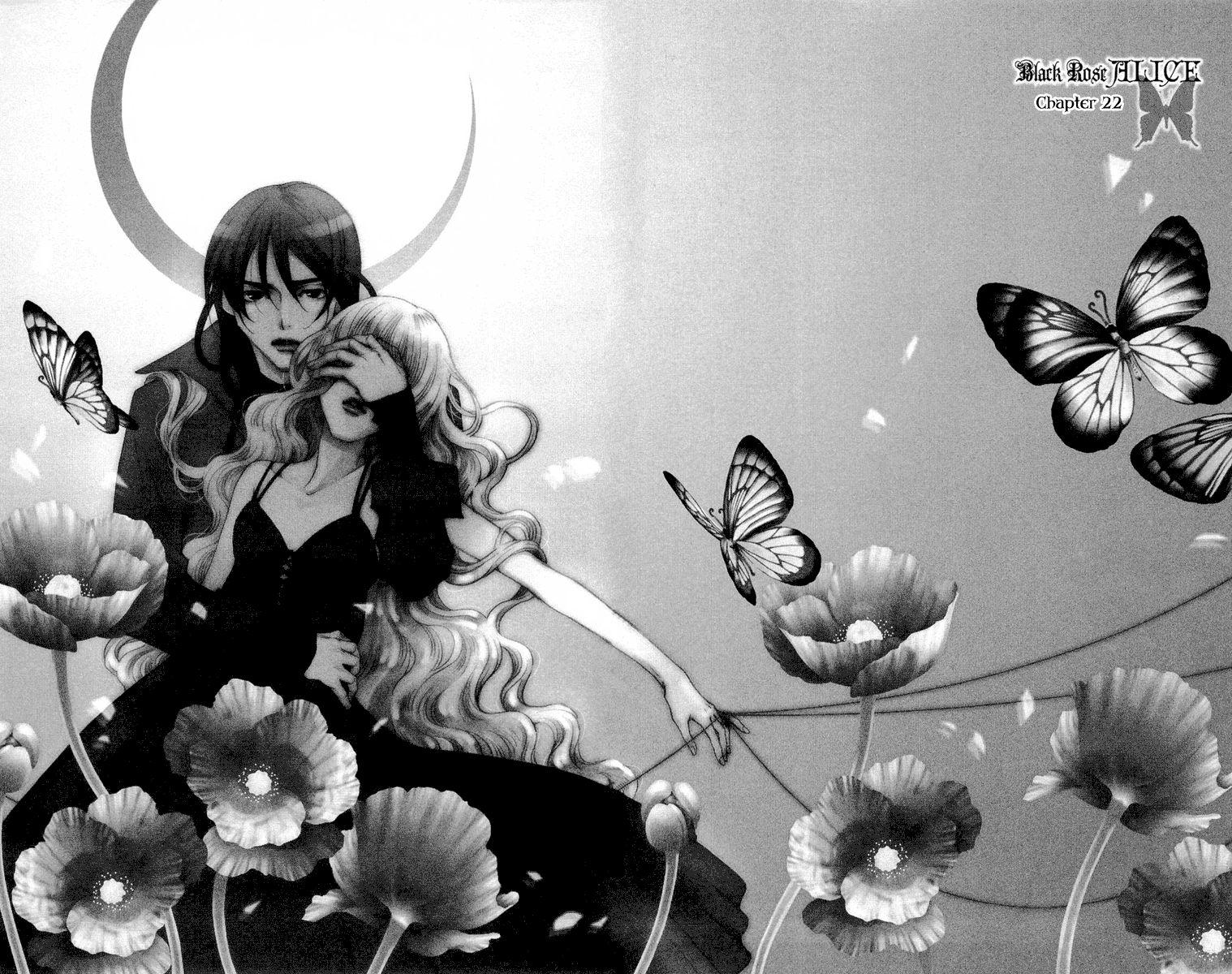 Kurobara Alice 22 Page 3