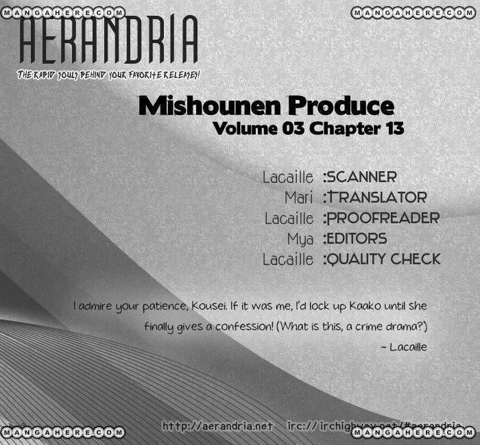 Mishounen Produce 13 Page 2