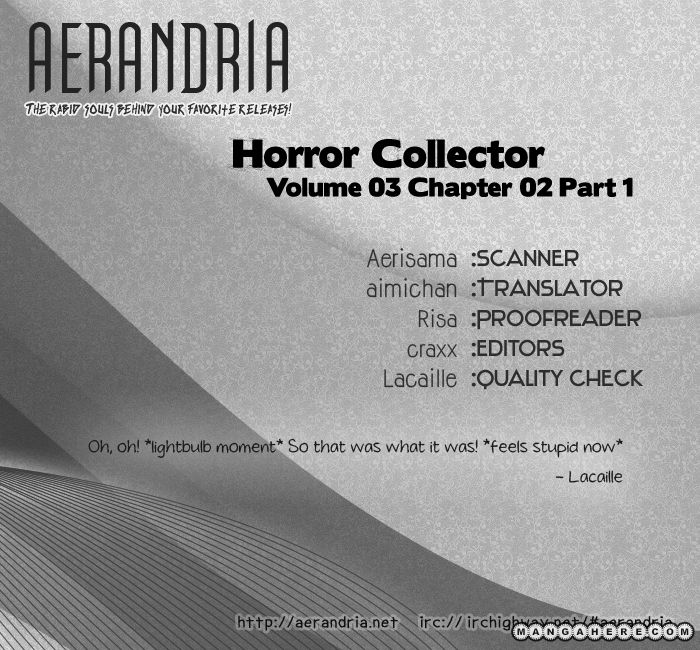 Horror Collector 8.1 Page 2